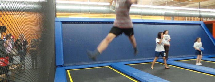 Big Air Trampoline Park is one of California.