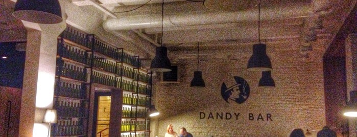 Dandy Bar is one of Lieux qui ont plu à Ann.