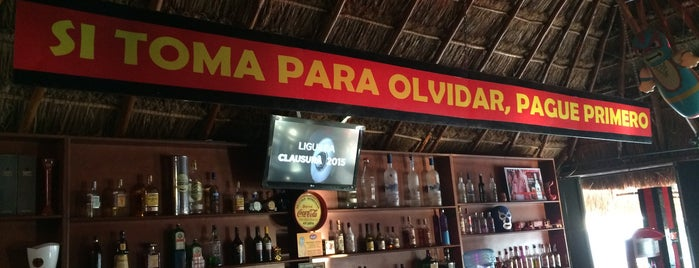 Los Olvidados is one of playa carmen.