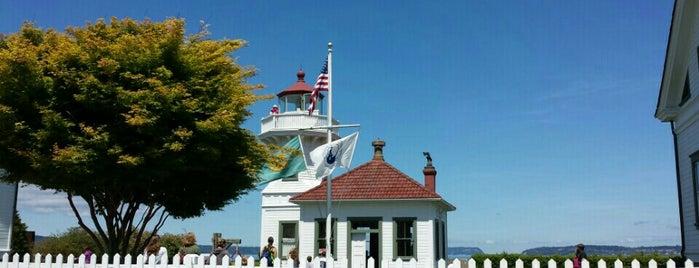 Mukilteo Lighthouse Park is one of Honeymoon.