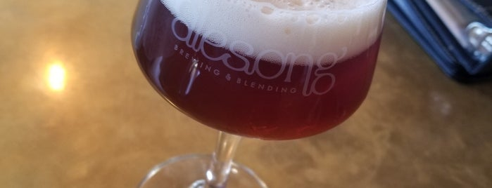 Alesong Brewing & Blending is one of Posti che sono piaciuti a Nicole.