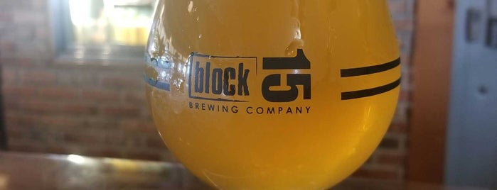 Block 15 Brewery and Tap Room is one of สถานที่ที่ J ถูกใจ.