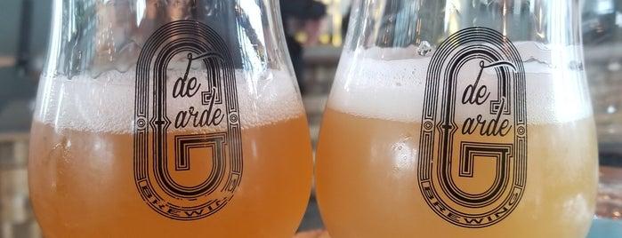 de Garde Brewing is one of Lieux qui ont plu à Cusp25.