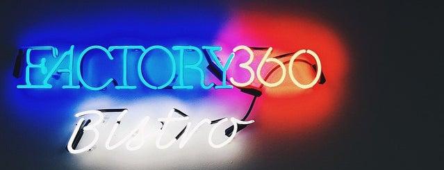 Factory 360 is one of Michael L'ın Beğendiği Mekanlar.