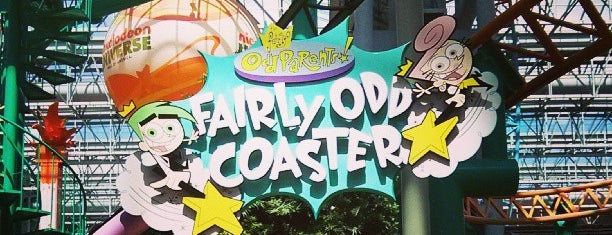 Fairly Odd Coaster is one of Rollercoasters I've Conquered.