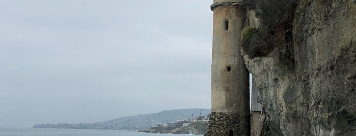 The Pirate Tower Of Victoria Beach is one of Whit: сохраненные места.
