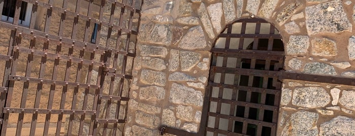 Yuma Territorial Prison State Historic Park is one of Lugares favoritos de Steve.