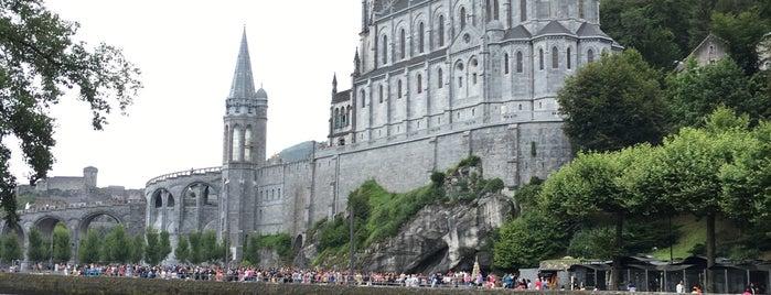 Piscines - Lourdes is one of Gespeicherte Orte von Emma.
