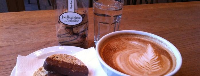 Kaffebrenneriet is one of Oslo.