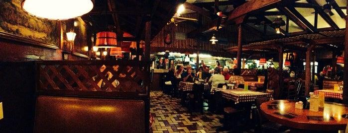 Dick Russell's Bar-B-Q is one of Taiyyib'in Beğendiği Mekanlar.