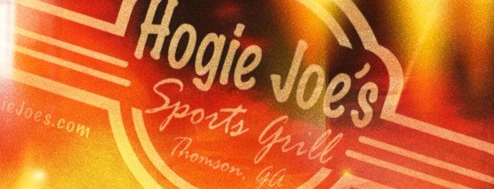 Hogie Joe's Sports Grill is one of Taiyyib'in Beğendiği Mekanlar.