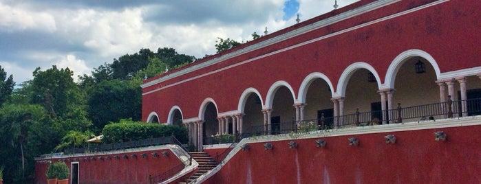 Hacienda Temozon is one of สถานที่ที่ Ricardo ถูกใจ.
