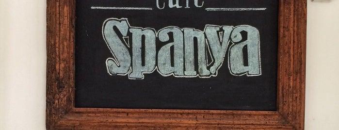 Cafe Spanya is one of Lieux qui ont plu à Ricardo.
