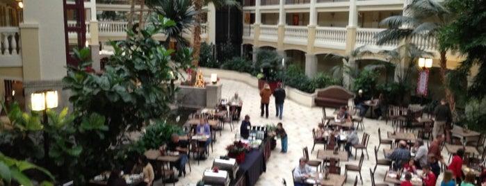 Embassy Suites by Hilton Colorado Springs is one of Lugares favoritos de Colin.