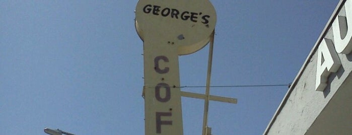 George's Coffee Shop is one of Grubbin.