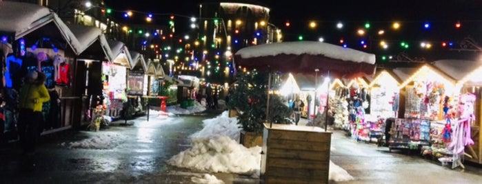 Мангал-бар «Эдельвейс» is one of Tempat yang Disukai Vlad.