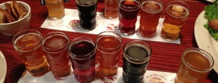 Mackinaw Brewing Company is one of Michigan's Adventure.