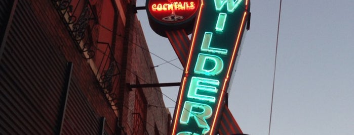 Wilder's is one of Route 66 Roadtrip.