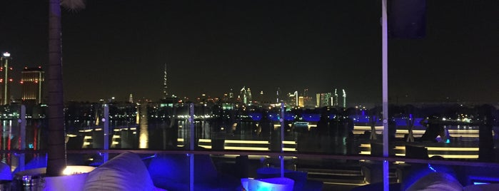 Cielo Sky Lounge is one of Dubai, UAE.