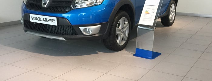 Renault Mais Ankara Şube is one of Fatihさんのお気に入りスポット.