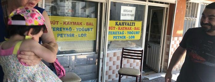Yenigün Kahvaltı Salonu Eşref Amca'nın Yeri is one of GURME LEZZETLER (ESNAF & SALAŞ).