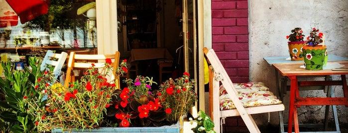 Dükkanım Nicomedian Cafe&Bazaar is one of Kahvaltı.