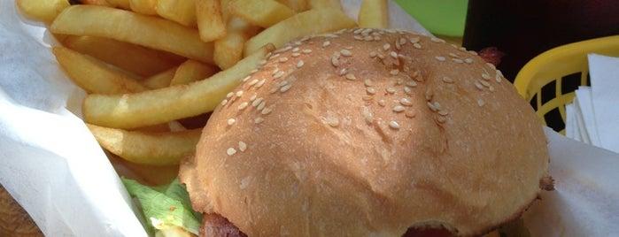 Nalu Diner is one of Burger in Berlin.