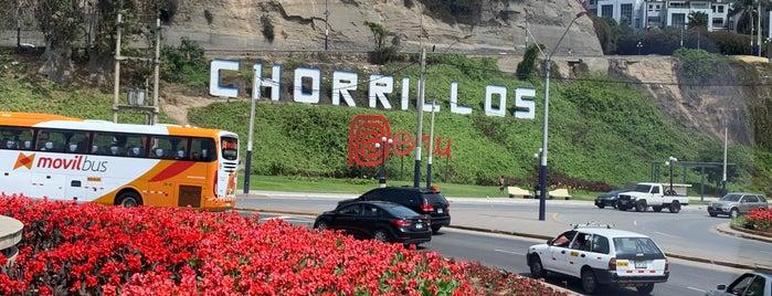 Chorrillos is one of Orte, die Julio D. gefallen.