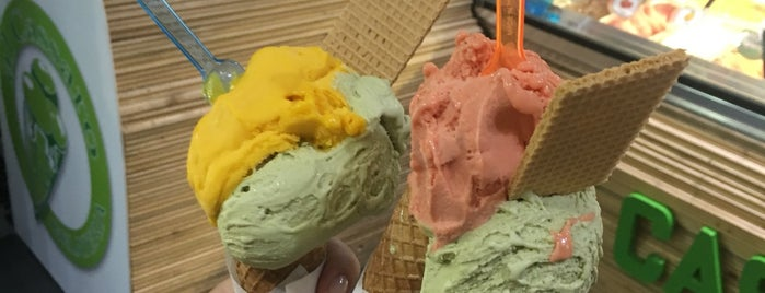 Gelateria al Cassaro is one of Sicily.