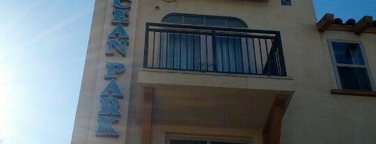 Ocean Park Inn is one of Tempat yang Disukai Jess.