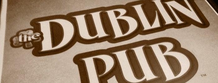 Dublin Pub is one of สถานที่ที่บันทึกไว้ของ Tim.