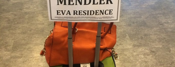 eva residence is one of GÜL VARLIさんのお気に入りスポット.