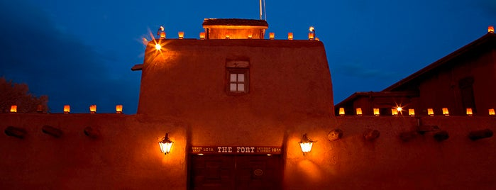 The Fort Restaurant is one of Denver.