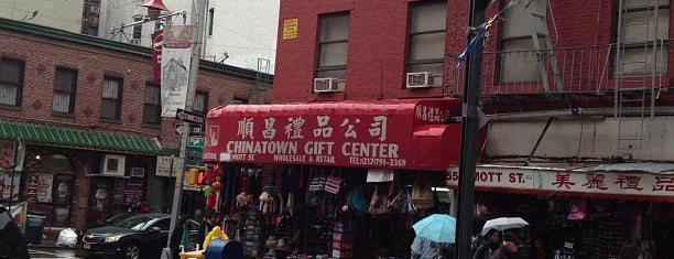 "The Original Chinatown Ice Cream Factory is one of ""GameOfCones"" @NY&SF (#277)."