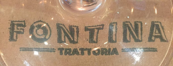 Fontina trattoria is one of ITALIANA.