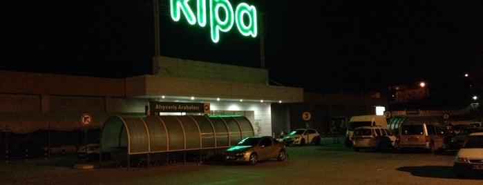 Kipa is one of Sık Gidilenler.