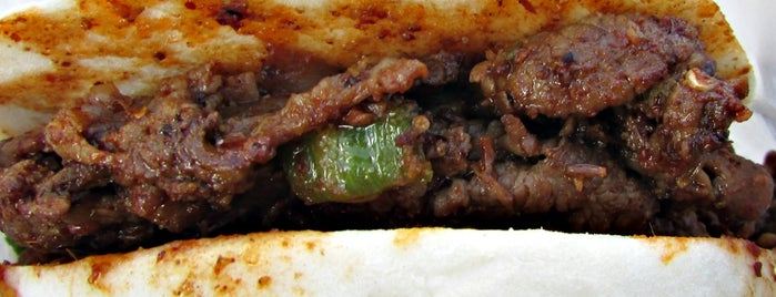 Xi'an Famous Foods is one of NYC Burgers Devoured.
