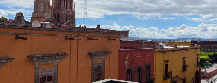 Silverio Urban Coffe is one of México.