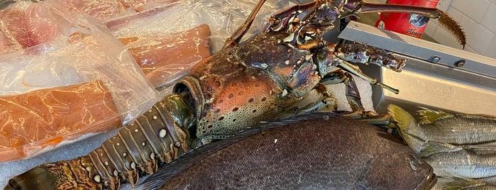 Pardo La Carne Y La Pesca is one of INFORMAL Y CASUAL.