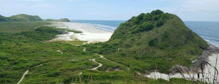 Praia da Boia - Ilha do Mel is one of Curitiba e Paraná.
