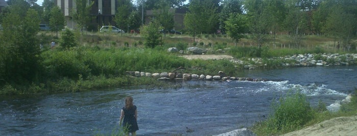 Mill River Park is one of NY suburban exploration.