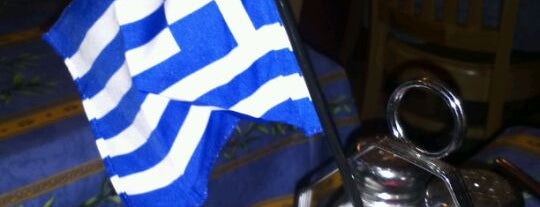 Greek Grill & Gallery is one of Posti salvati di Sarah.