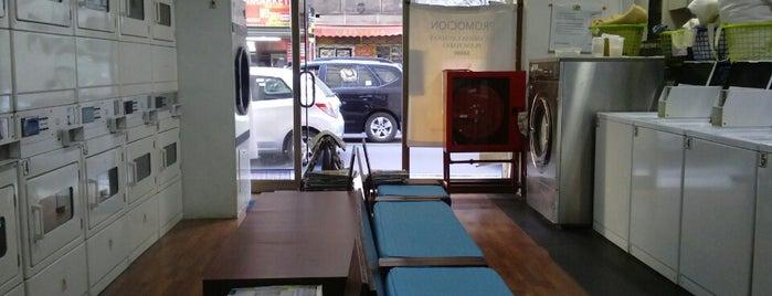 Laundromat is one of Reinaldoさんのお気に入りスポット.