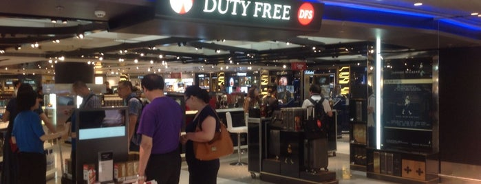 Duty Free Shop is one of Shank 님이 좋아한 장소.