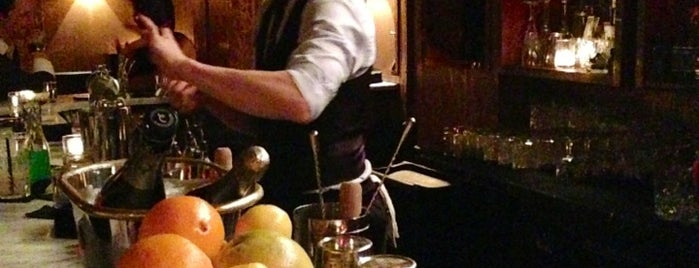 Experimental Cocktail Club is one of NYC's Must-Visits, Bars.