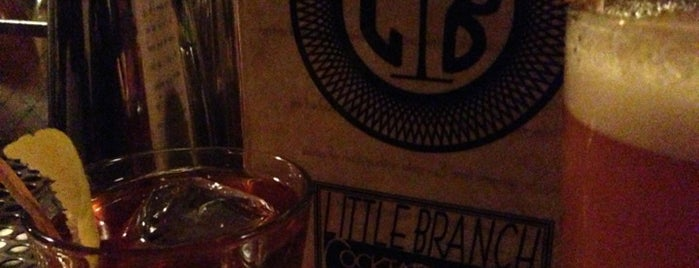 Little Branch is one of Speakeasy - Hidden spots.