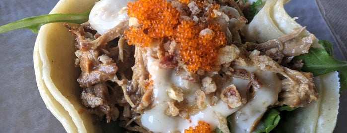 KoJa Kitchen is one of Gluten free SF: Richmond/Sunset.