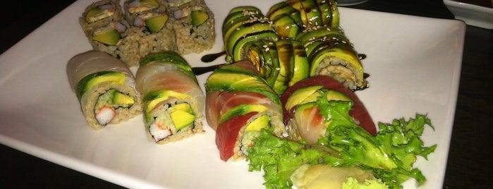 Sushi Ya is one of Jessicaさんのお気に入りスポット.