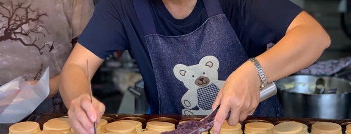 萬丹紅豆餅 is one of Kaohsiung City.