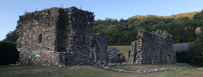 Cymer Abbey is one of Attractions & Activities close by.